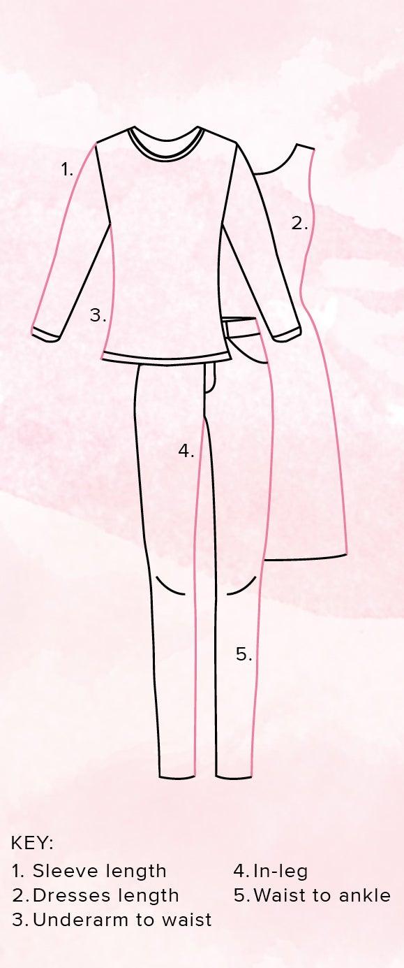 Petite Size Guide